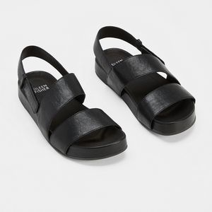 Eileen Fisher Curve Thumbled Sandals